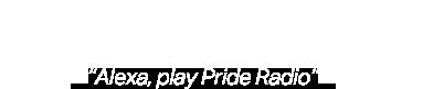 Alexa, play pride radio