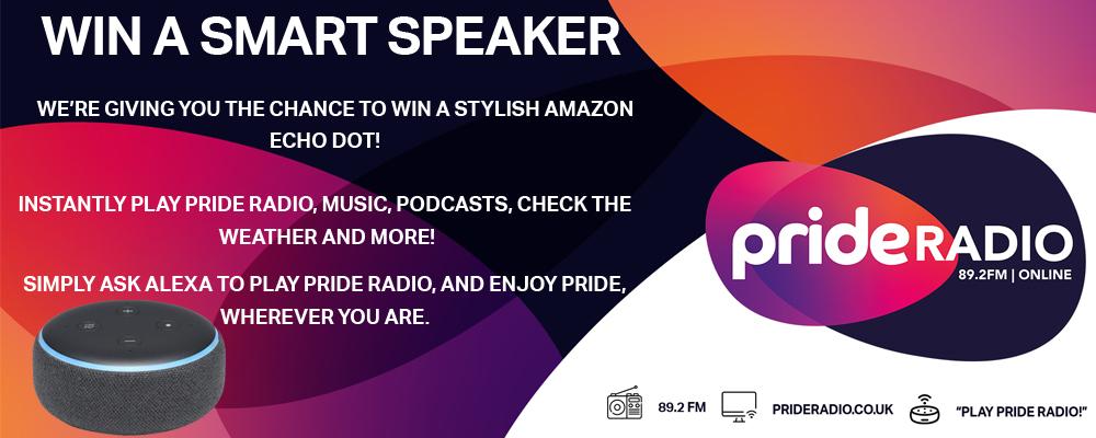 Win a Smart Speaker