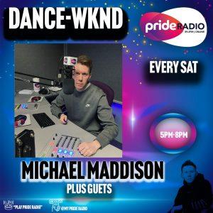 Michael Maddison's Dance WKND