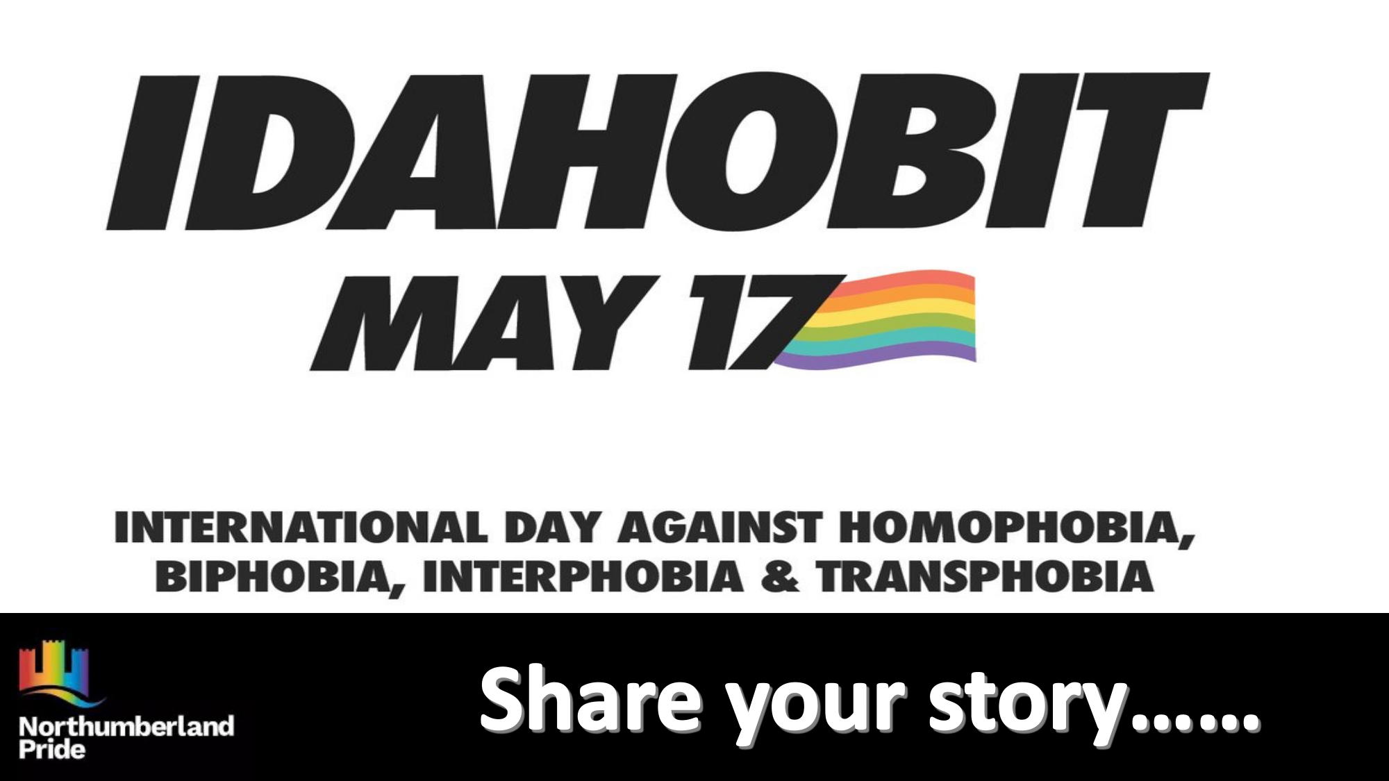 Expired: IDAHOBIT with Northumberland Pride